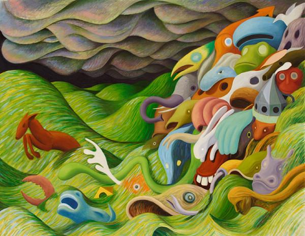 """Migration"" by Patrick Smith"