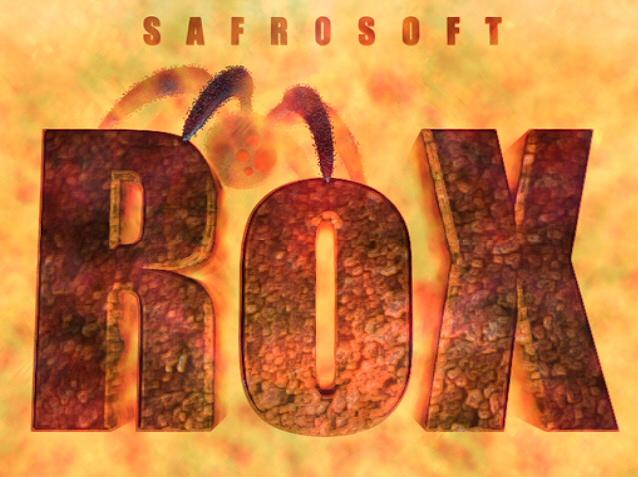 safrosoft rox game